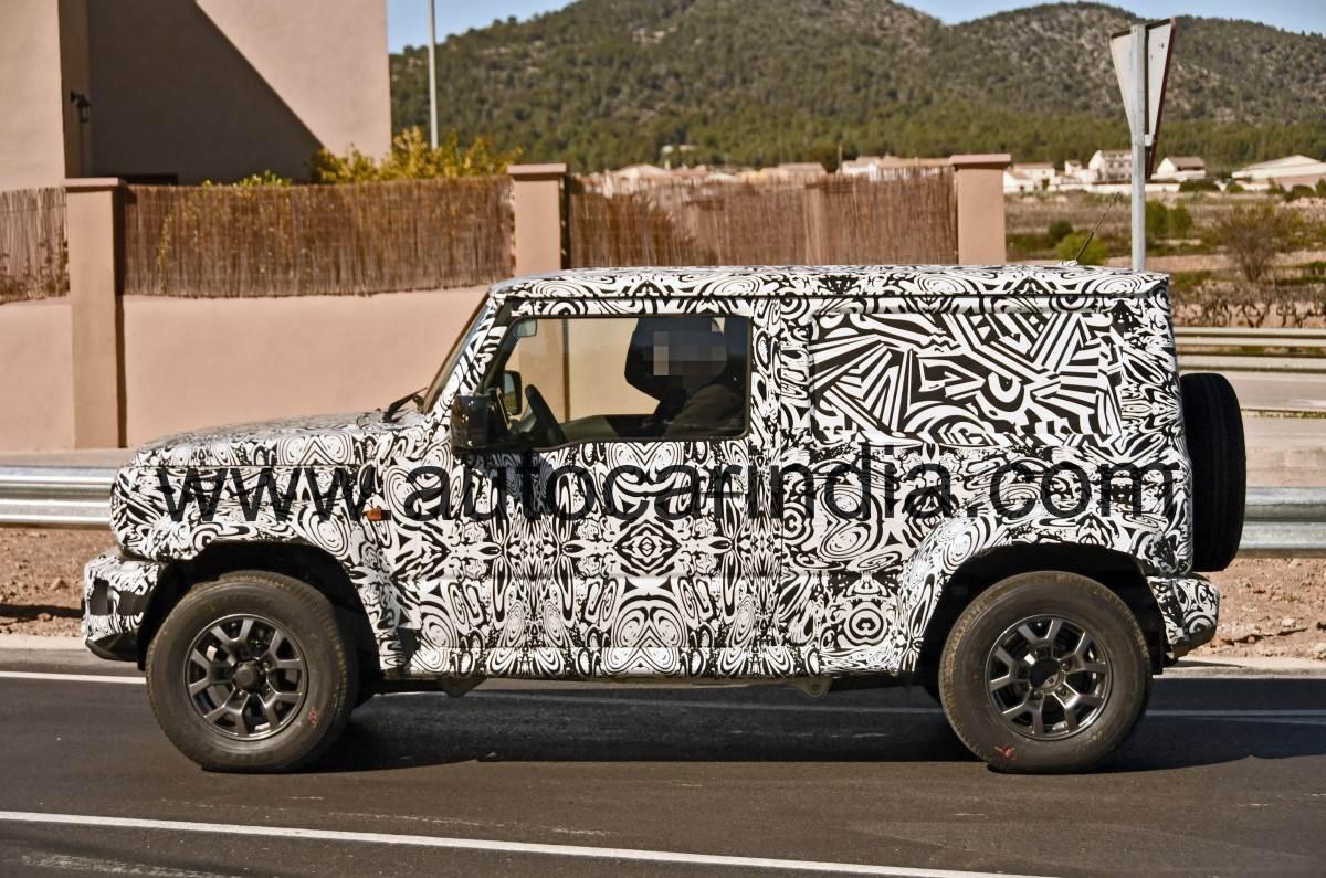 У Мережі показали Suzuki Jimny з подовженою колісною базою