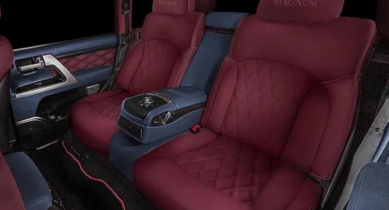 В Україні тюнери доопрацювали Toyota Land Cruiser 200