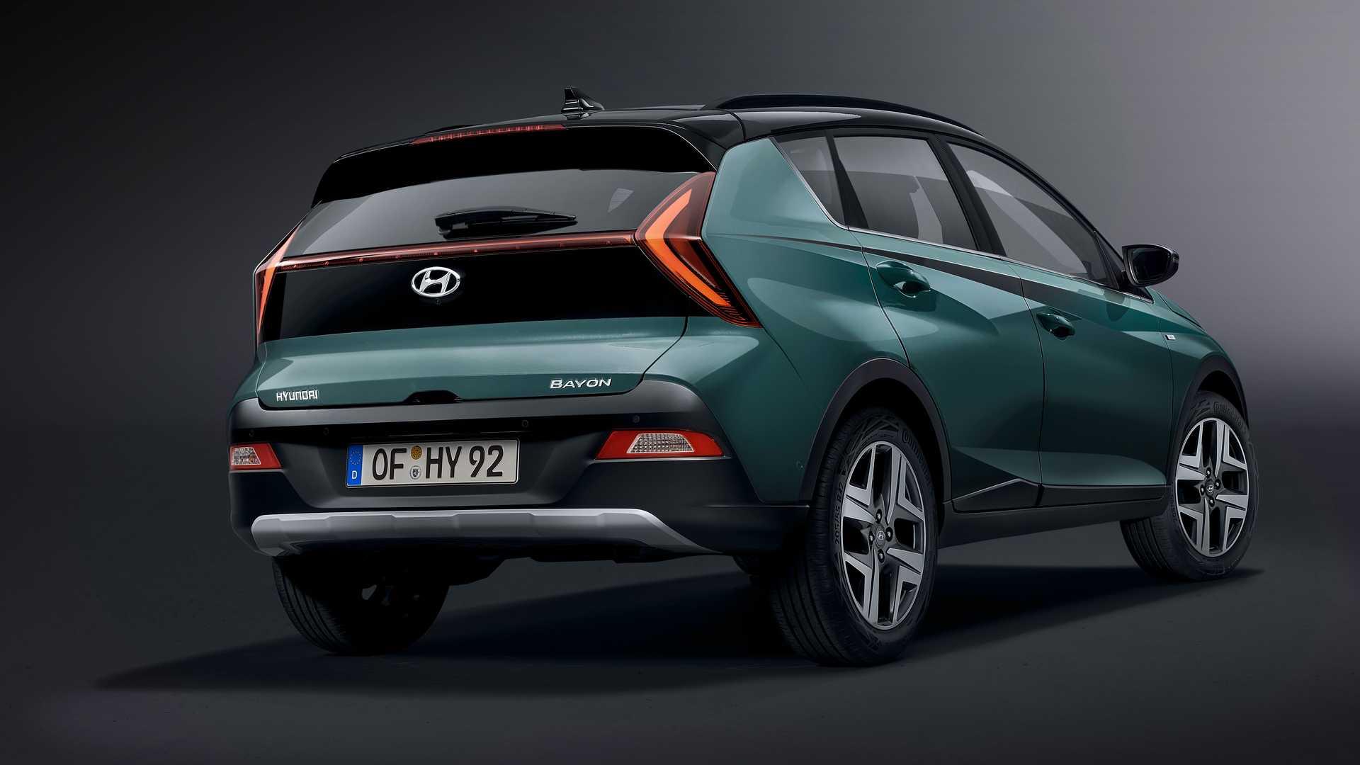 Hyundai представив свій новий найменший кросовер