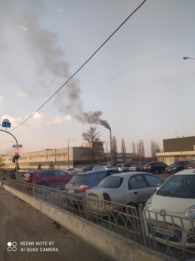 Київ знову став одним з найбільш забруднених міст у світі