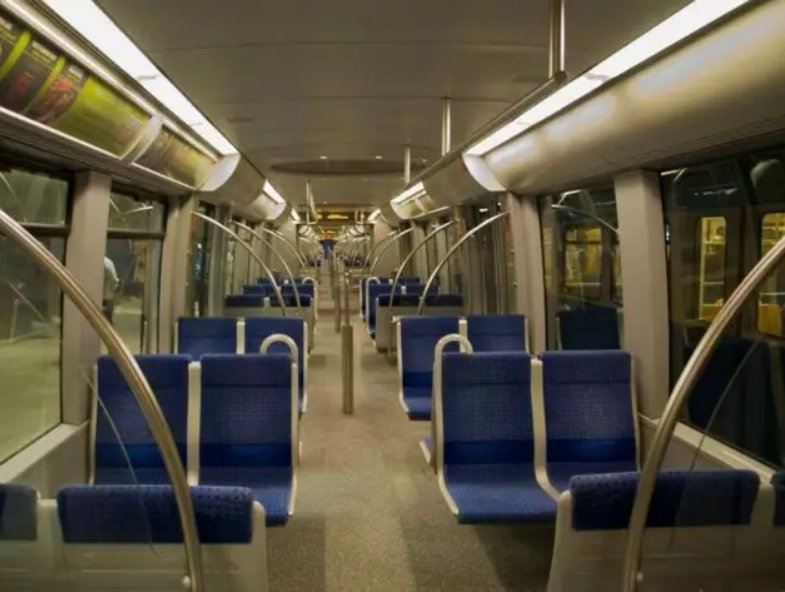 У метро Києва з'являться нові вагони: можна буде пройти від голови до хвоста