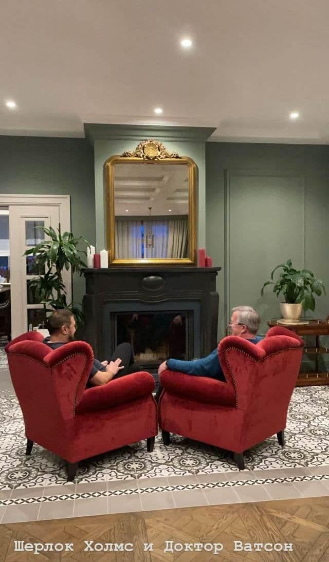 Колишня дружина Потапа показала інтер'єр свого розкішного будинку