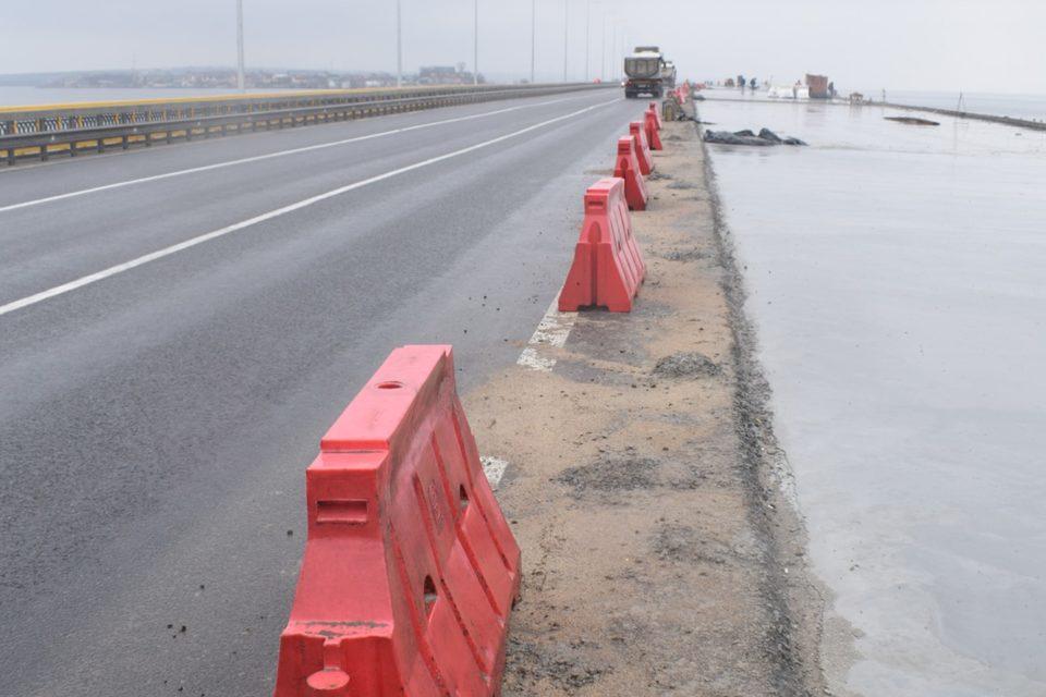 В Одесі почалося масштабне будівництво нової дороги до Одеського порту