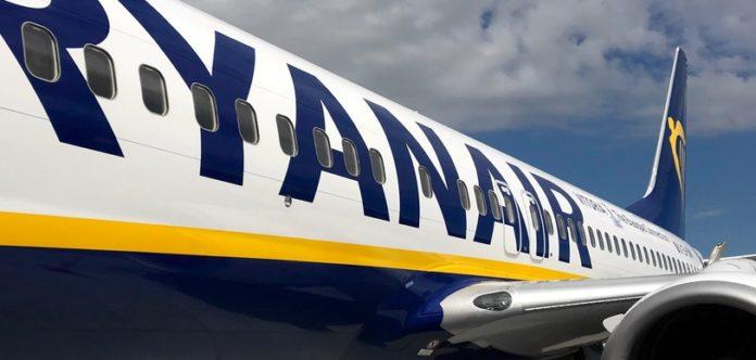 Авіакомпанія Ryanair запускає на літо 18 маршрутів з України