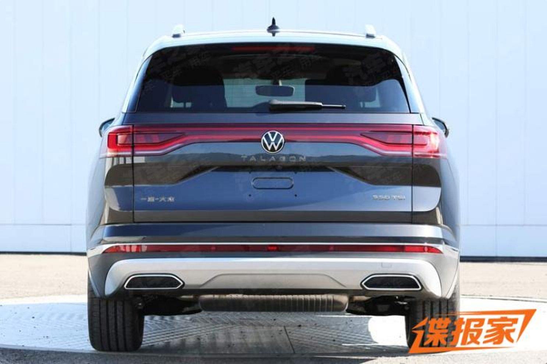 Стала відома назва найбільшого кроссовера VW