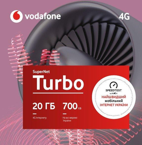 Vodafone порадував своїх клієнтів великим пакетом послуг за дуже смішну ціну