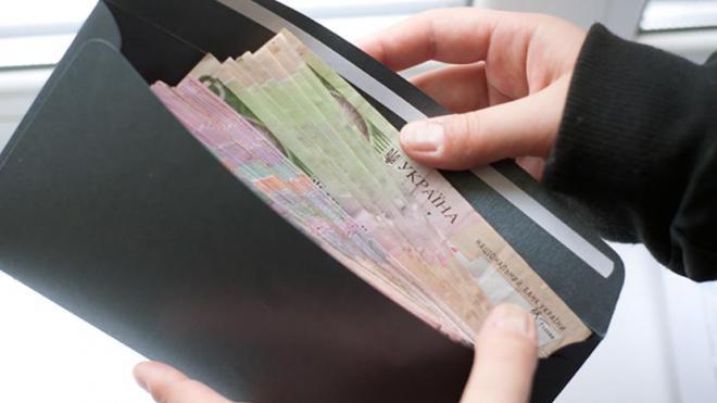 """У Зеленського хочуть змусити роботодавців відмовитись від зарплати """"в конвертах"""""""