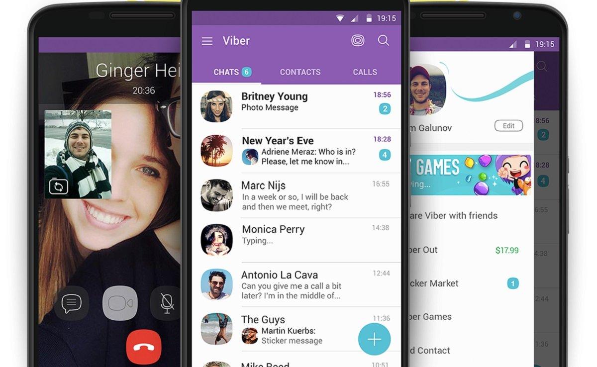 ТОП-6 полезных функций Viber, которые подарят массу преимуществ в онлайн-общении
