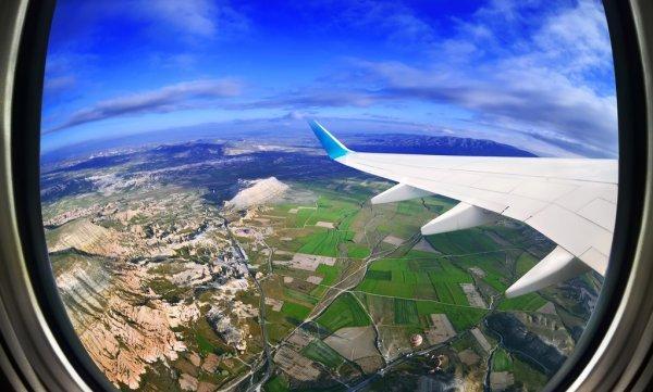 Украинцы с мая смогут полететь в Турцию за 560 грн: SkyUp распродает билеты