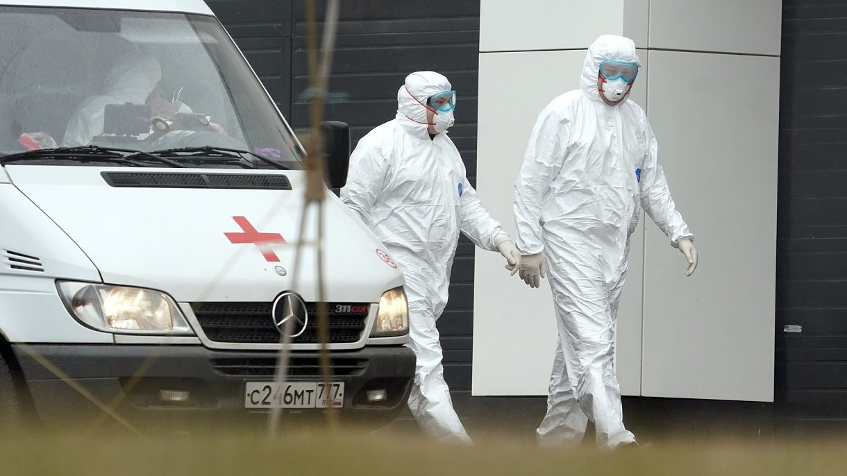Украина оказалась на первом месте в Европе по показателям смертности от Covid-19