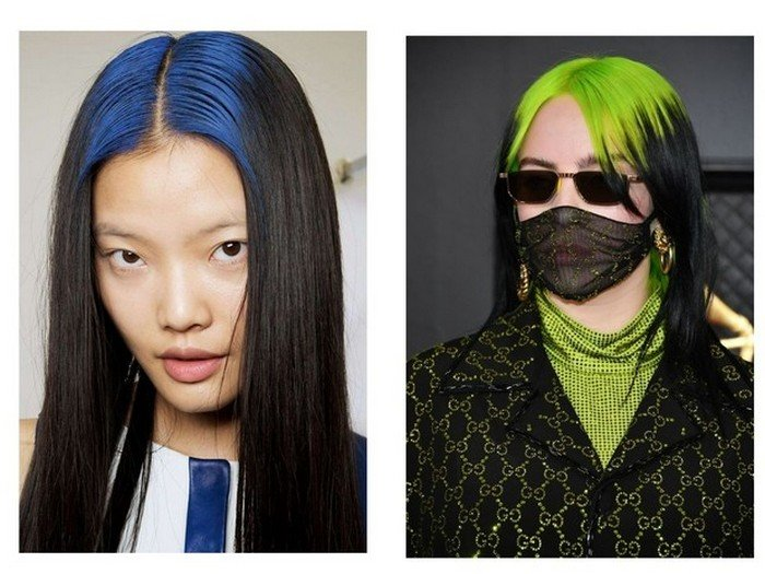 ТОП-5 найстильніших фарбувань волосся весни і літа 2021