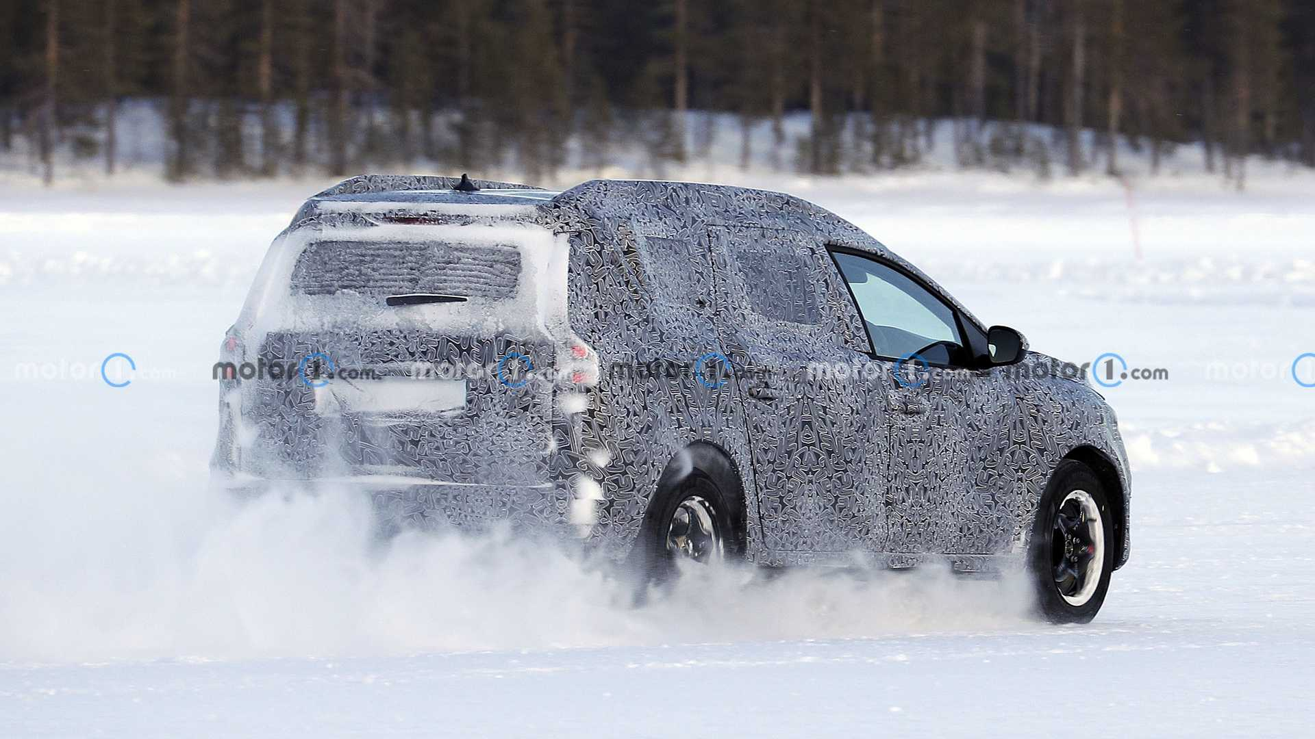 У Мережі показали новий універсал Dacia Logan