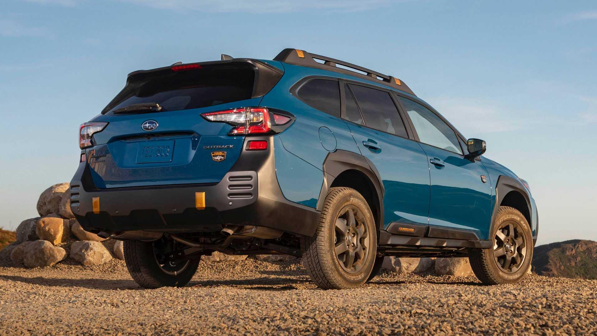 Subaru Outback отримав версію для бездоріжжя