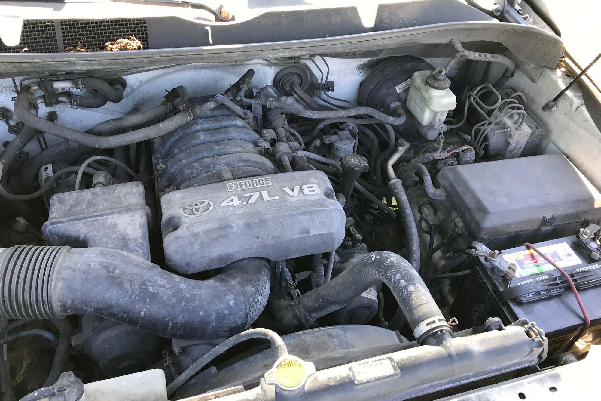 В Сети показали «живую» Toyota Tundra с пробегом 1,5 млн км