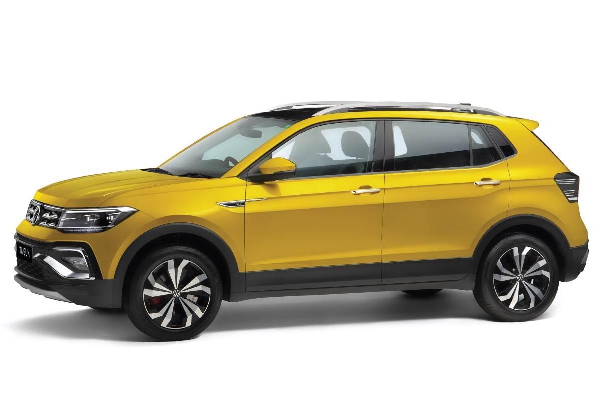 Volkswagen показав кросовер за 13 000 доларів