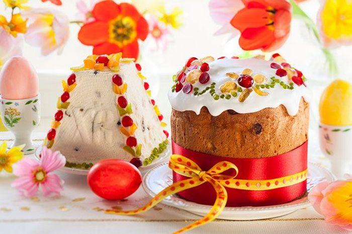 Сирна паска в мультиварці: простий рецепт смачної випічки на свято