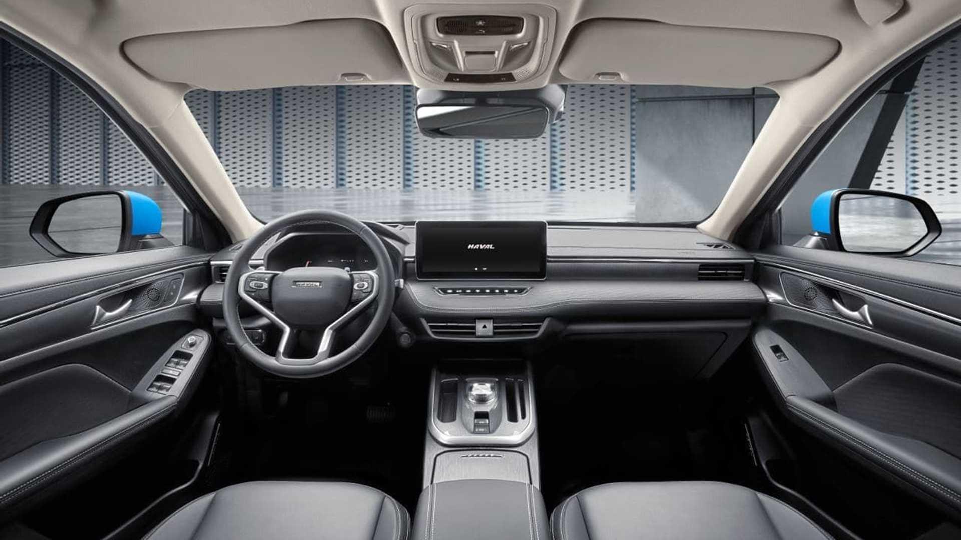 Китайці показали нового конкурента Renault Duster