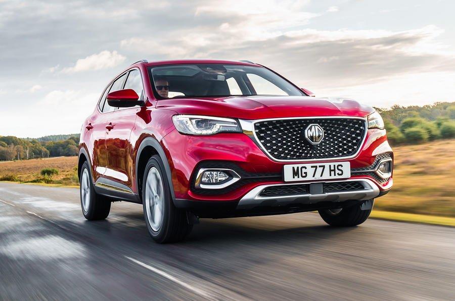 В Україну в 2021 році повернуться автомобілі MG