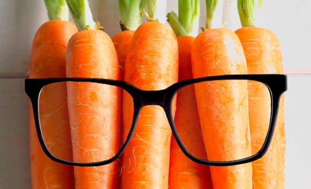 Медики перечислили продукты, которые помогут надолго сохранить зрение