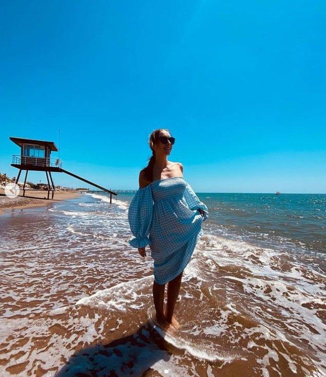 Полякова и Осадчая похвастались купальниками на общем фото в Турции