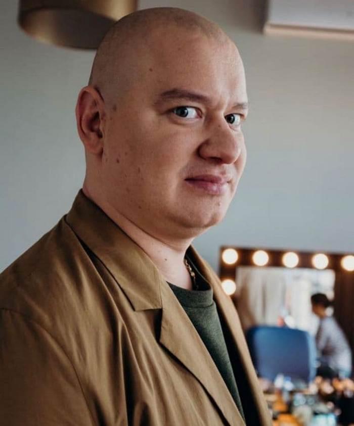 Євген Кошовий у молодості: архівне фото коміка з волоссям підкорило фанатів