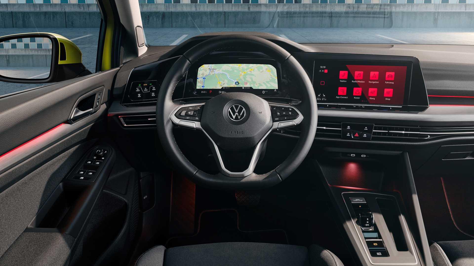 В Україні почалися продажі Volkswagen Golf восьмого покоління