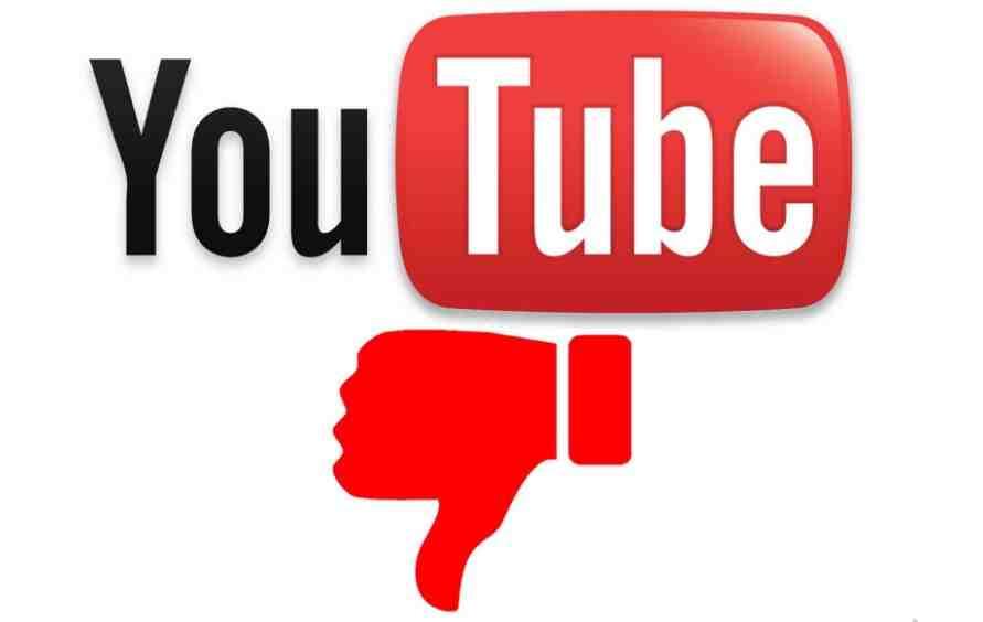В Youtube перестануть показувати дизлайки, щоб не травмувати творців контенту
