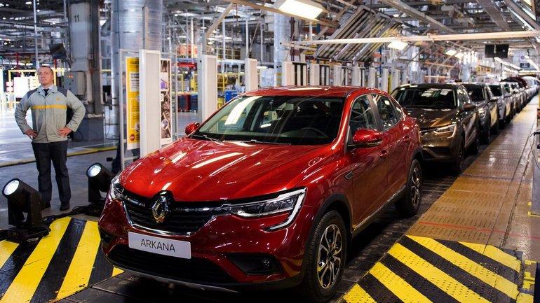 ЗАЗ почав випускати Renault Arkana без важливого обладнання
