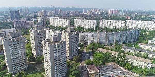 Стоимость квартир в Киеве: в столице растет спрос на дорогое жилье в новостройках