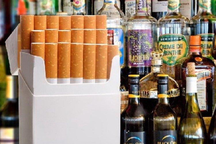 У Держстаті повідомили про підвищення цін на алкоголь і тютюнову продукцію