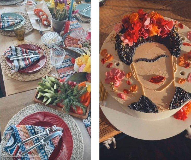 Настя Каменських з монобровою обрала несподіваний образ для святкування свого дня народження