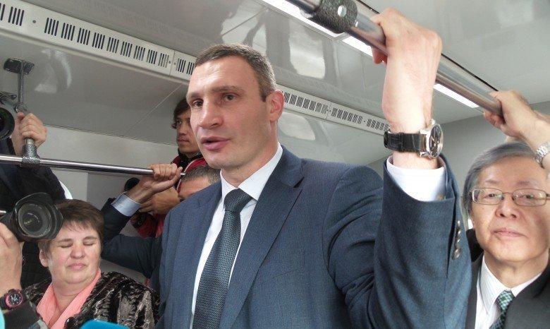 Кличко прокоментував підвищення вартості проїзду в столичному транспорті до 20 гривень