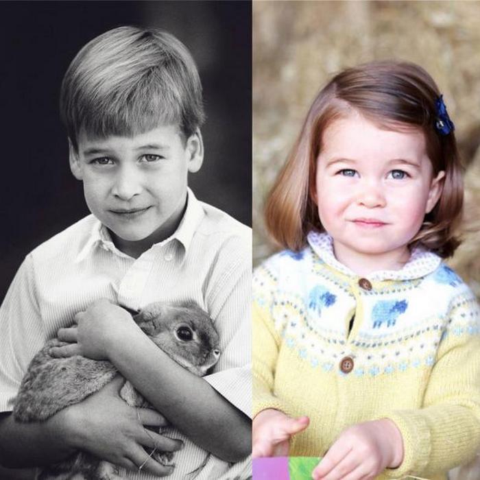 Кейт Міддлтон і принц Вільям показали нове фото доньки на честь її 6-го дня народження