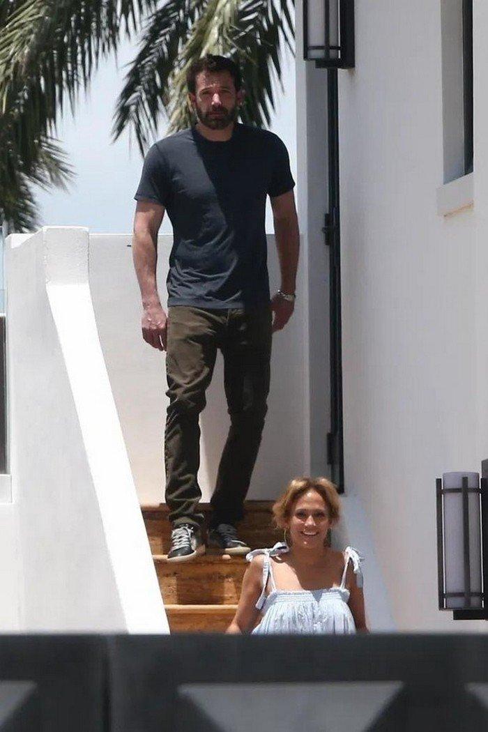 Дженніфер Лопес готується до переїзду заради відносин з Беном Аффлеком