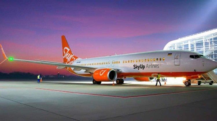Лоукостер SkyUp відкриває нові рейси з України