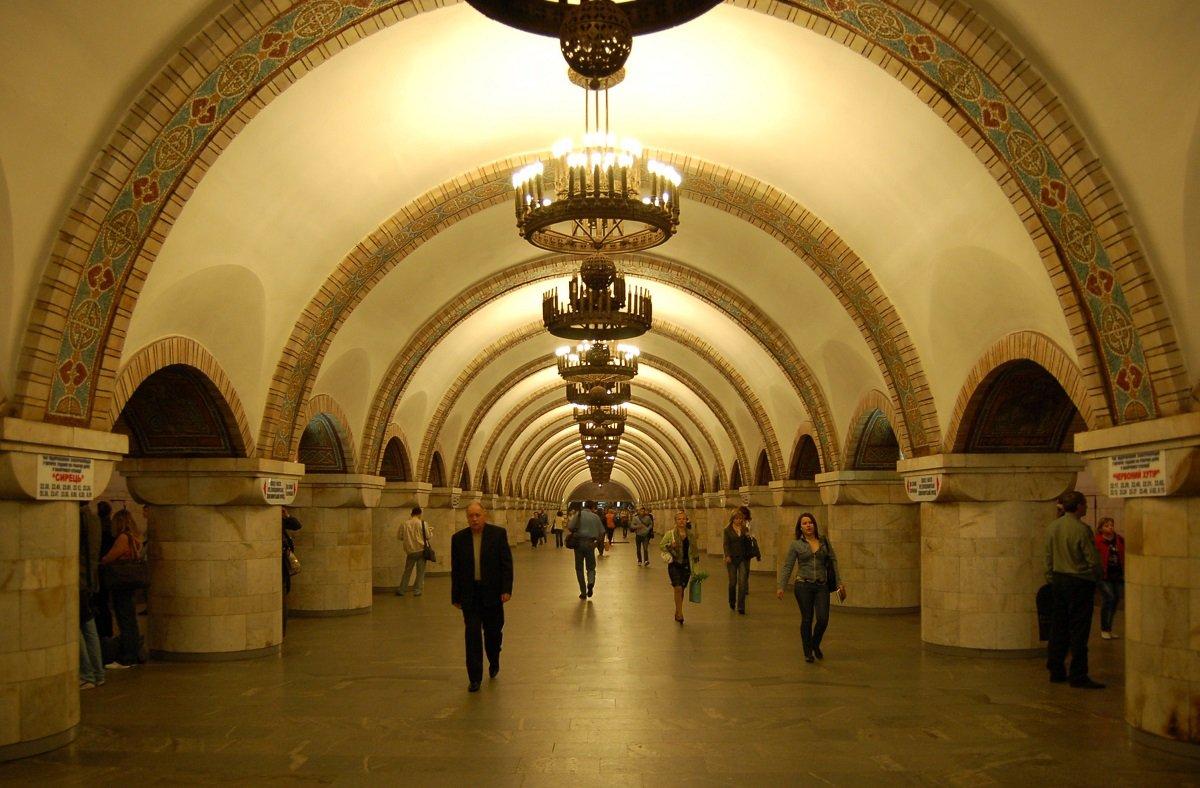 У метро Києва впровадять новий вид безкоштовних послуг для пасажирів