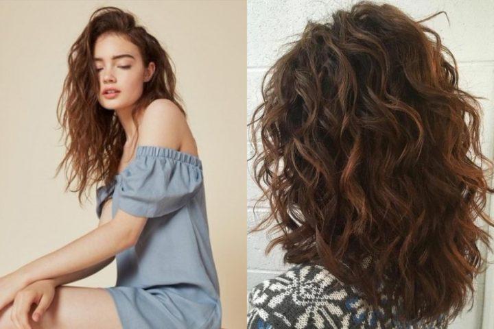 Названа самая лучшая стрижка для кучерявых волос на лето 2021