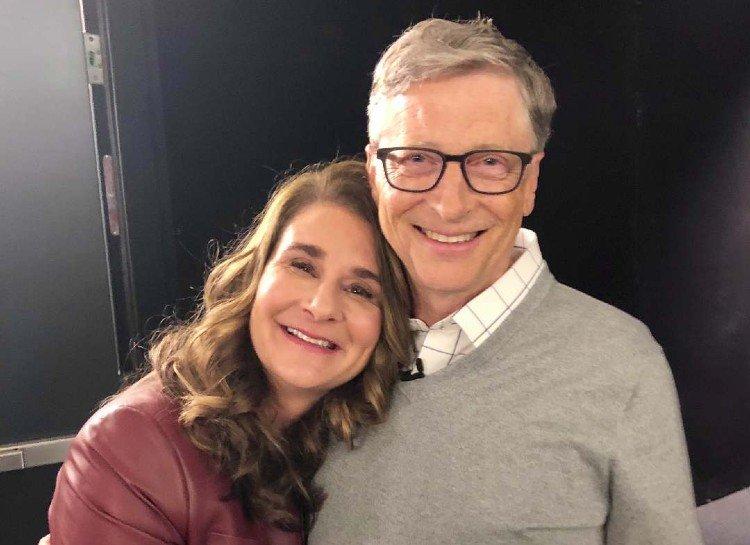 Билл Гейтс отдал своей жене Мелинде акций на 3 миллиарда долларов: подробности развода миллиардера