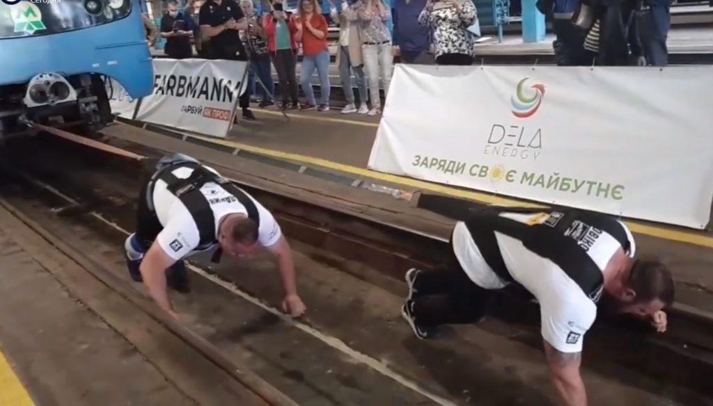 У київському метро показали потяг на принципово новій тязі: електрика зовсім не потрібна