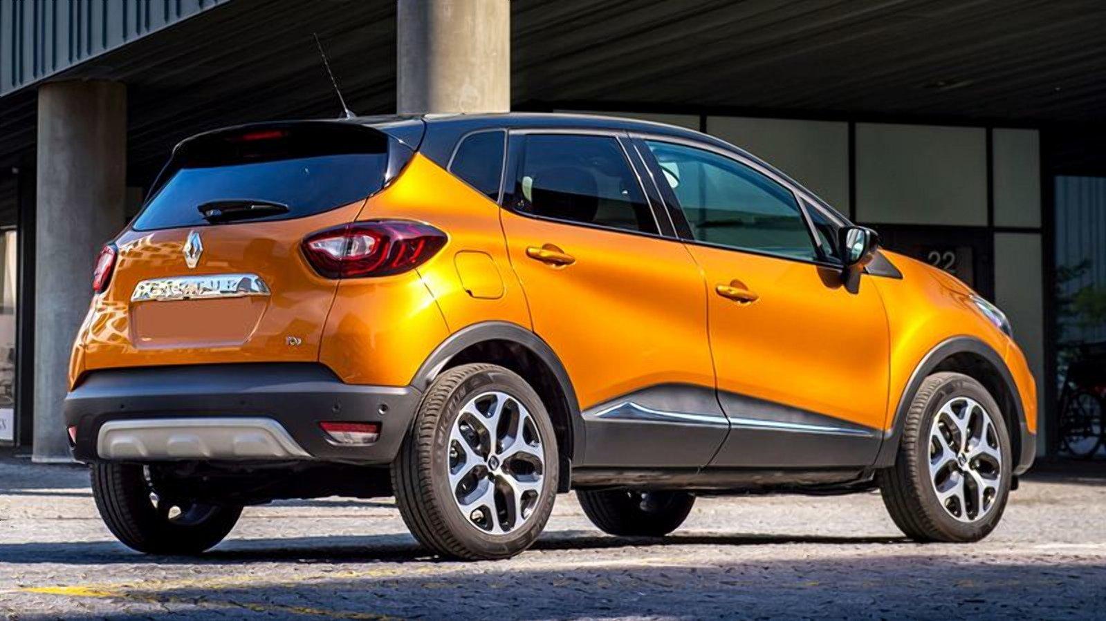 Renault Captur LPG получил новую версию