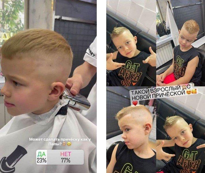 Дружина Влада Ями показала нову стильну зачіску їх спільного сина