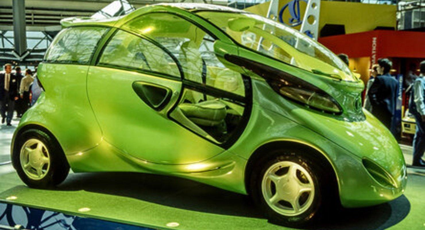 ТОП-5 найдивніших концептів АвтоВАЗу