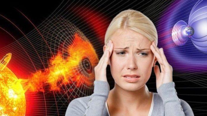 Затяжные магнитные бури произойдут в середине июня: советы врачей помогут избежать проблем со здоровьем