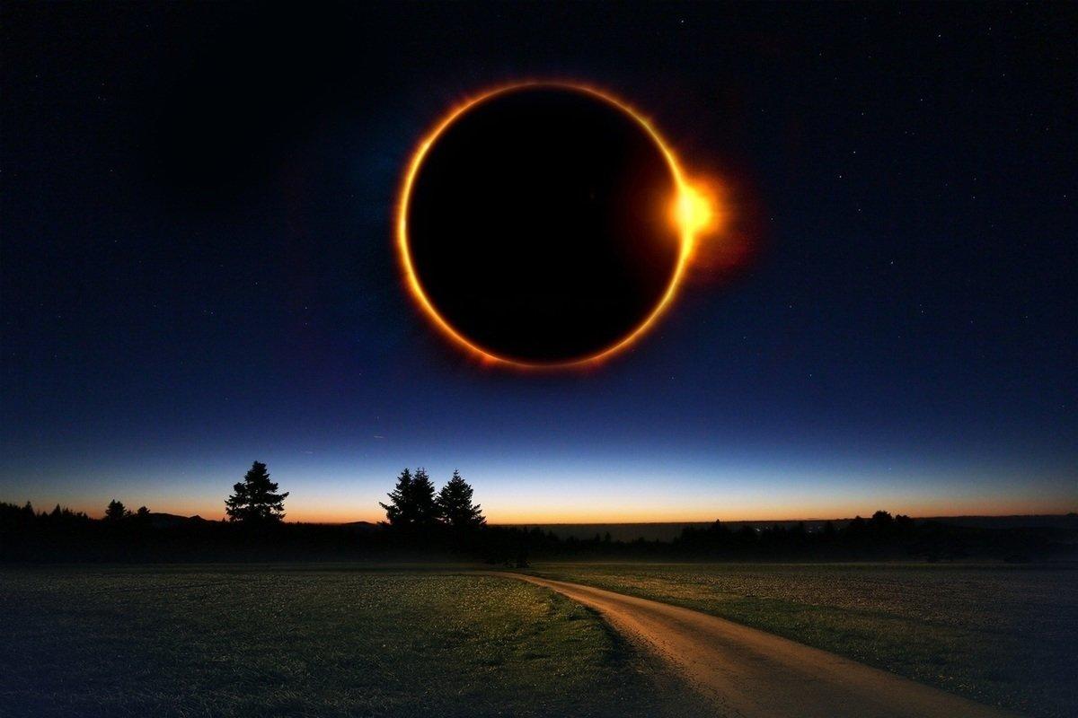 """Украинцы смогут наблюдать """"огненное кольцо"""": когда произойдет опасное солнечное затмение"""