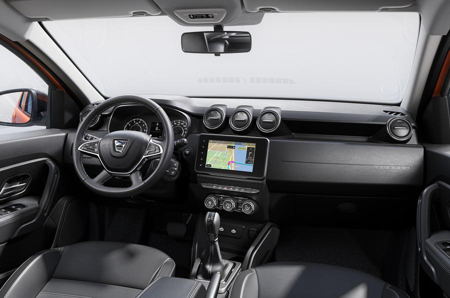 Dacia представила обновленный Duster и назвала цены