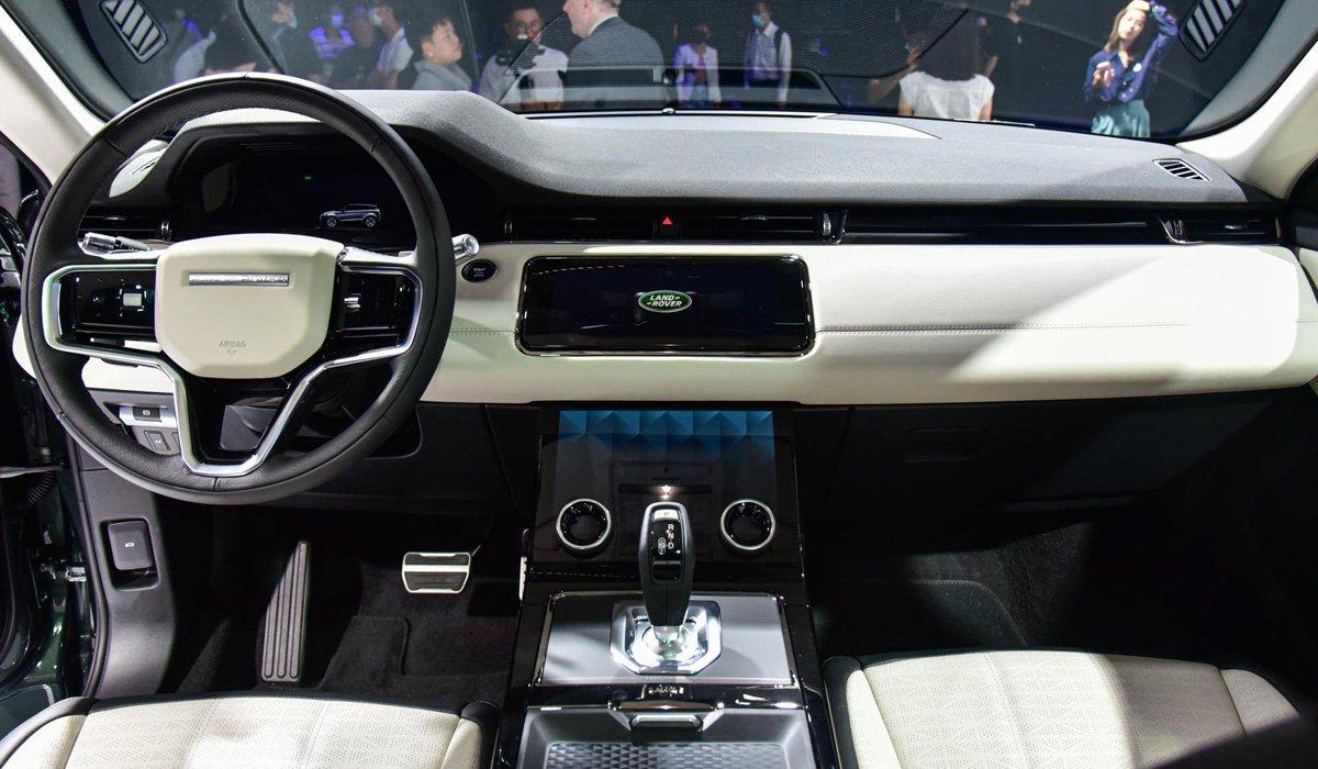 Range Rover Evoque отримав подовжену версію