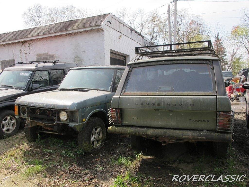 16 порослих мохом Range Rover продають за ціною нового