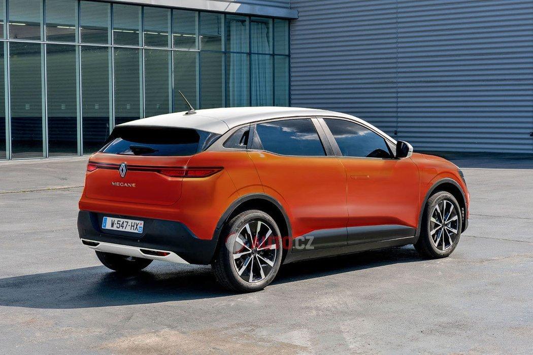 Новый Renault Megane показали до премьеры