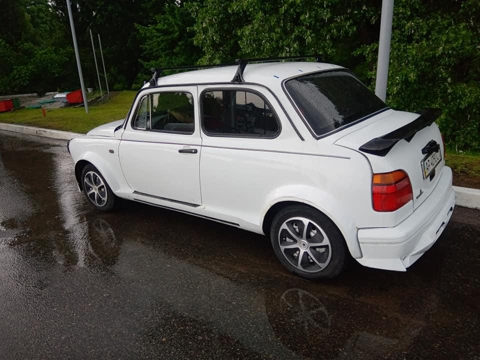 В Україні ЗАЗ схрестили з Volkswagen