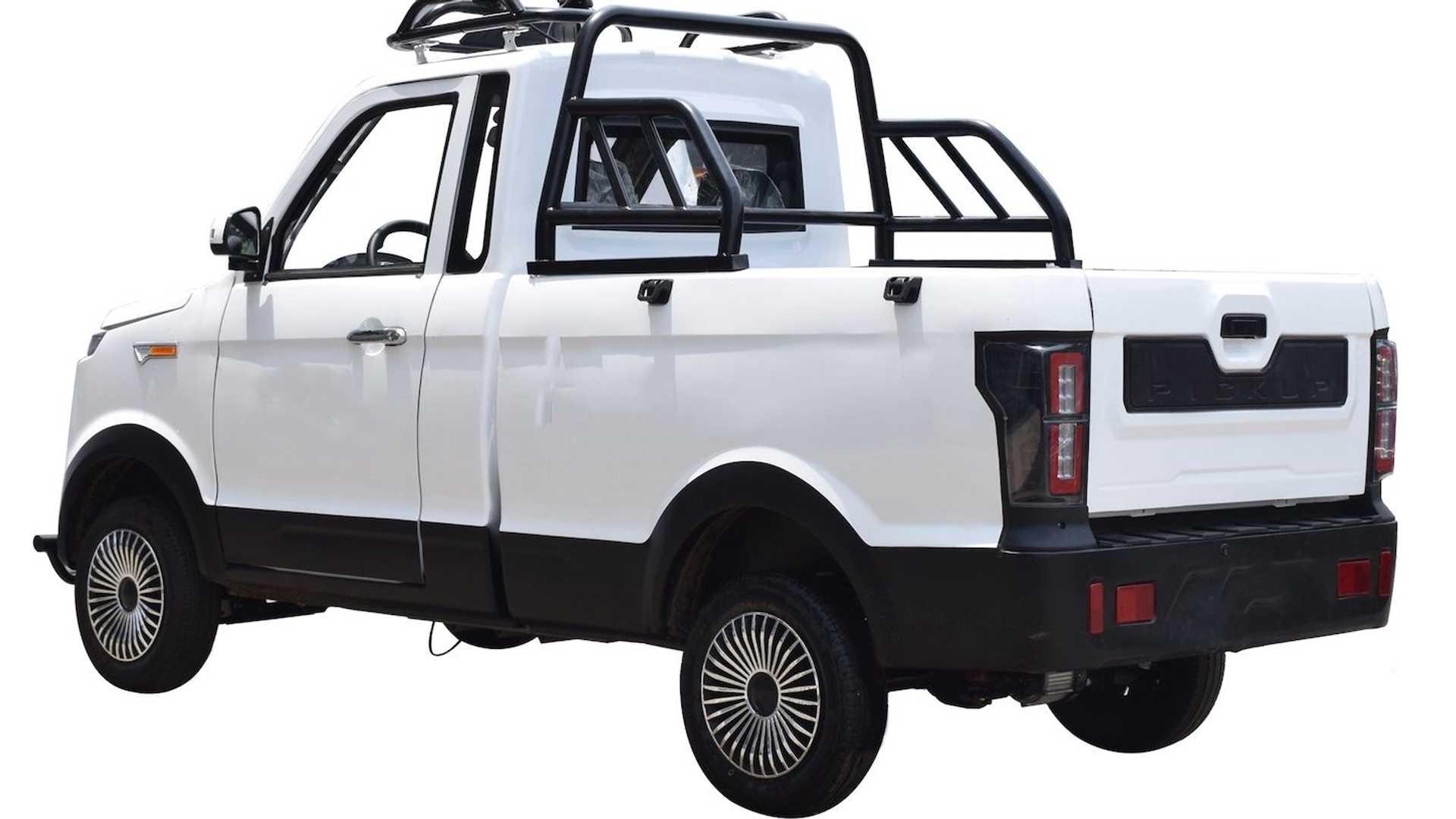 В Китае создали электромобиль за $2000